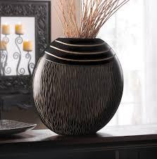 black vase large flower vase decorative vases for living room mdf