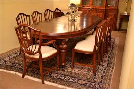 Antique Dining Room Table And Chairs Chair Dining Room With Buffet Table Elegant And Ornate Wood Set