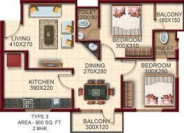 900 Sq Ft Apartment Floor Plan by 900 Sq Ft 2 Bhk Floor Plan Image Alba Homes Iris Sahari