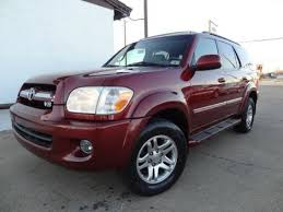 06 toyota sequoia 2006 toyota sequoia limited for sale 1600 in tx autopten com