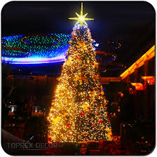 Outdoor Christmas Tree Made Of Lights by Custom Made Christmas Trees Custom Made Christmas Trees Suppliers