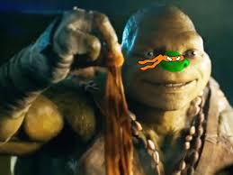 Ninja Turtles Meme - meme watch michelangelo from the teenage mutant ninja turtles