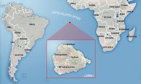 ascension islands map frankie gonsalves savaged by shark at ascension island daily