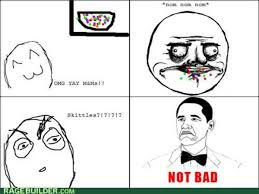 Not Bad Obama Meme - images obama rage face