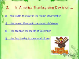 презентация на тему origin of thanksgiving day quiz сибирина