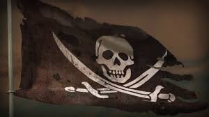 Picture Of A Pirate Flag 3d Pirate Flag With Music Youtube