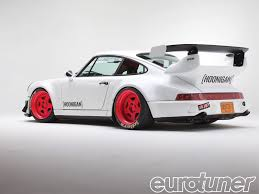hoonigan cars 1991 porsche 911 turbo hooned 911 eurotuner magazine