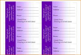 Avery 5871 Business Cards 7 Avery Ticket Template Wedding Spreadsheet