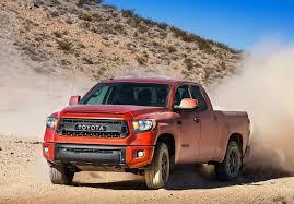 truck toyota tundra 2017 toyota tundra trd pro tough terrain capability truck talk