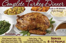complete turkey dinner the ultimate frozen turkey dinner speakeasy wsj