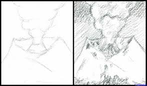 How To Draw Landscapes by How To Draw Landscapes For Kids Pages Rabbit For Kids Seasons