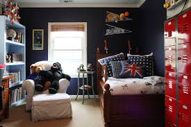 Boys Bedroom Design Kids With Study Table And Lampshade Kbhome I - Design boys bedroom