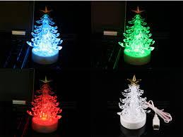 usb musical christmas tree for your office desk slipperybrick com