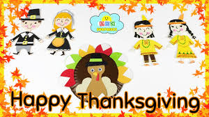happy thanksgiving fun art crafts for kids easy holiday decor
