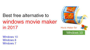 7 Best Images About Makers Best Free Alternative To Windows Movie Maker For Windows 10