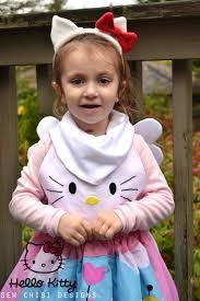 bumble bee hello kitty halloween costume sewn by sew chibi designs