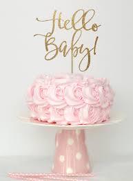 baby shower cake topper baby shower cake top gender reveal