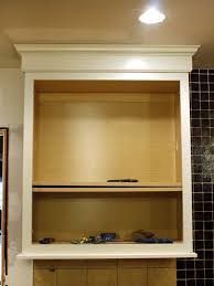 Kitchen Cabinet Light Rail How To Install A Kitchen Cabinet Light Rail Light Rail Cabinet