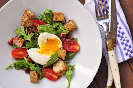 Light Dinner French Fridays With Dorie Deconstructed Blt And Eggs Eat Live