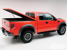 Ford Raptor Bed Cover - home