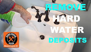 How To Remove Stains From Bathtub How To Remove Hard Water Deposits Almost Too Easy Home