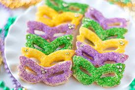 mardi gras cookies mardi gras masquerade sugar cookies bake give
