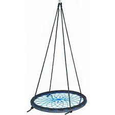 si e balancoire 23 6 diamètre araignée web balançoire web nid arbre swing