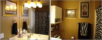 zebra bathroom ideas safari bathroom for the home safari bathroom