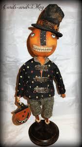 vintage halloween crafts 259 best halloween primitive images on pinterest primitive