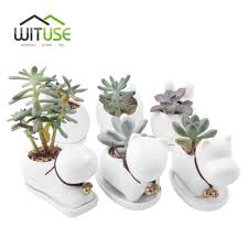 white planter pots promotion shop for promotional white planter