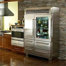 Glass Door Beverage Refrigerator For Home by Glass Front Refrigerator Home Depot Small Commercial Glass Front