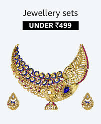 fashion jewelry gold necklace images Buy jewellery online in india shop jewellery online at low jpg