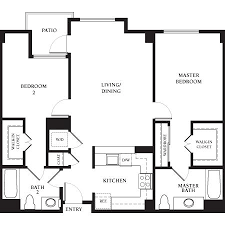 mission floor plans strata at mission bay at 1201 4th san francisco ca 94158