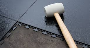 Garage Floor Tiles Cheap Do All Garage Floor Tiles Make Noise Reducing Or Eliminating Noise