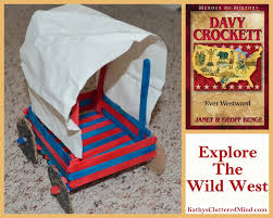 crockett fantasy of lights kathys cluttered mind explore the wild west davy crockett and