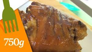 cuisine jarret de porc recette de jarret de porc 750 grammes