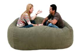 big bean bag chairs as comfortable relaxing furniture exist decor