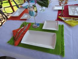 Informal Table Setting by Table Setting 101 Blimpy