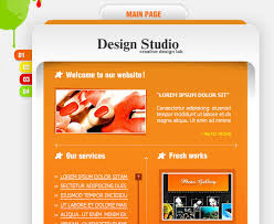 flash website template free web css jquery free flash website templates