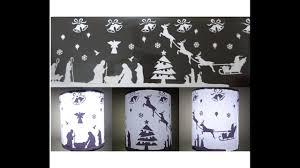 paper crafts christmas decorations ideas diy christmas lantern