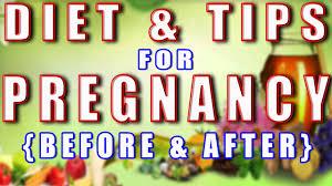 before u0026 after pregnancy diet u0026tips ii गर भ वस थ क