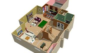 Download 3d Home Design By Livecad Full Version by 3d Basement Design Affordable Home And Garden Agreeable Basement