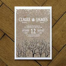 winter wedding invitations winter snow wedding invitation feel wedding invitations