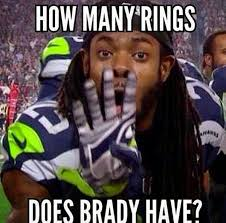 Patriots Fan Meme - patriots super bowl rings are the largest ever nepatriotslife