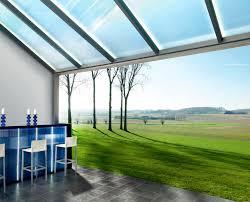 Veranda Pour Terrasse Auvent Pour Terrasse En Aluminium Climax Panorama Ag Plastics