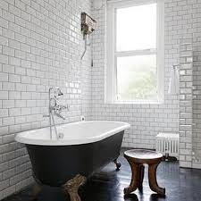 bathroom subway tile designs minimalist bathroom ideas and gold clawfoot tub also white subway