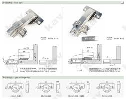 how to install hinges on corner cabinets 90 degree special door hinge concealed cabinet hinges t90