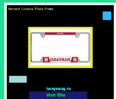 harvard alumni license plate frame vw tdi license plate frame 141853 the best image search