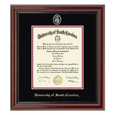 of south carolina diploma frame official of south carolina diploma frame the fidelitas
