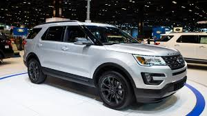 ford explorer package 2017 ford explorer adds xlt sport appearance package 1080q